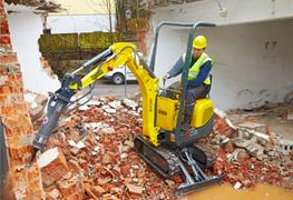 Tracked Excavators
