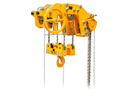 Explosion Proof Chain Blocks