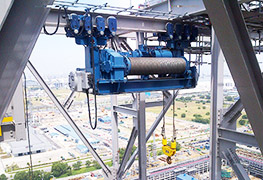 Explosion Proof Rope Hoists