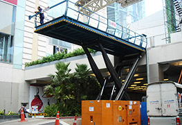 Engineered Scissor Lifts