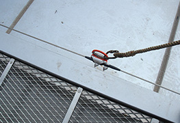 Fall Arrest Safety Lines
