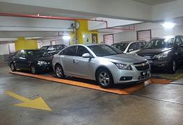 MHE Pallet Parking