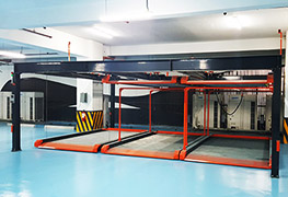 MHE Puzzle Parking Systems