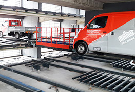 MHE Auto-Transfer Parking Systems