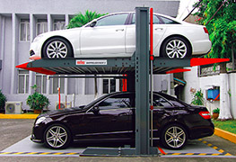 MHE Stacker Parking Systems