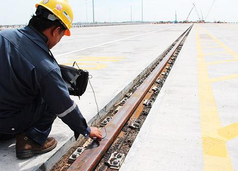 Rail Installation