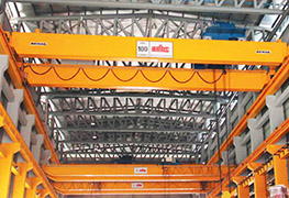 Standard Overhead Traveling Cranes