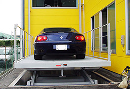 Vehicle Lifts/ Goods Lifts