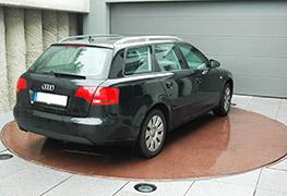 KLAUS Multiparking Parkdisc